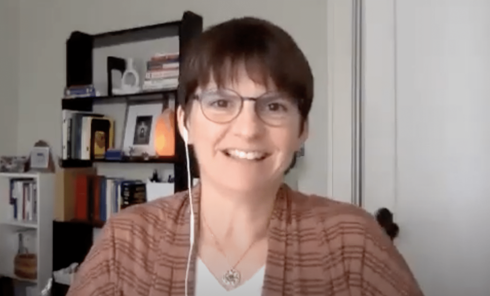Dr WendyLeigh White and Tune in to Your Body webinar