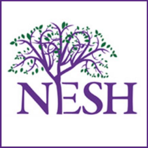 NESH Logo with border